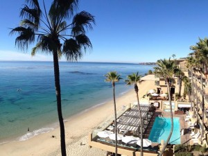 Laguna Beach is an eclectic destination for meetings