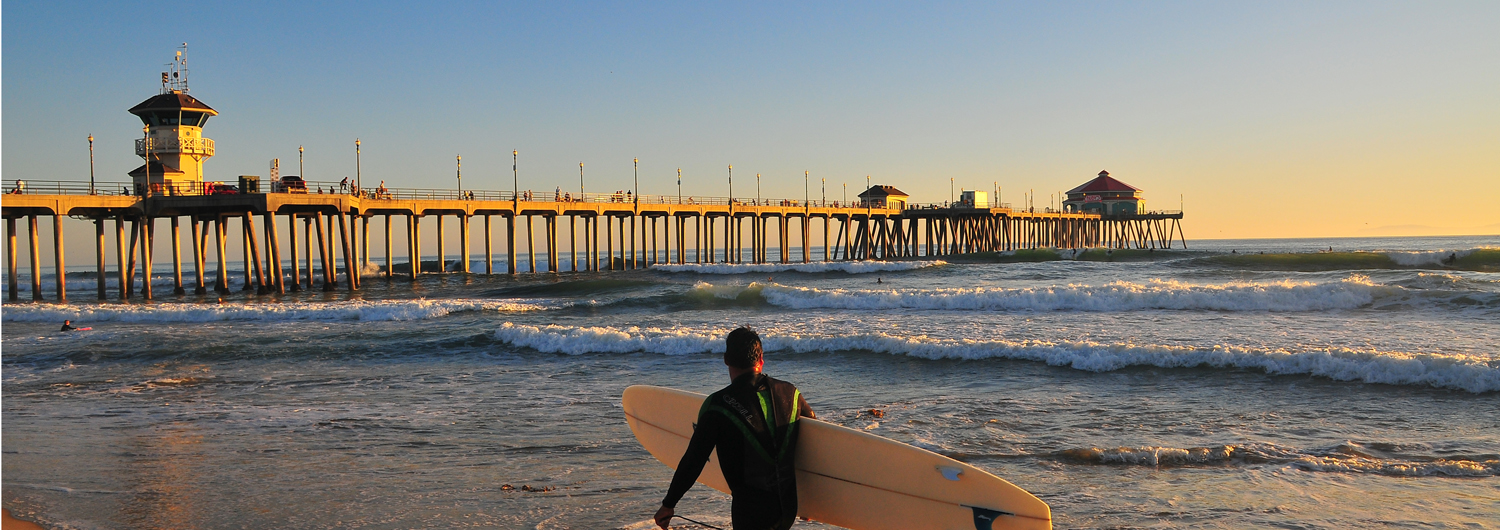 Get Ready To Experience California S Rivierahuntington Beach Surf Huntington Ca City
